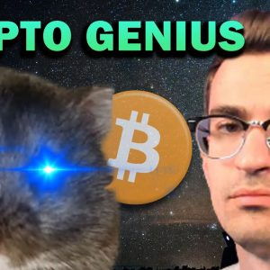 THIS HAMSTER IS A CRYPTO TRADING GENIUS