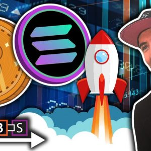 This Leading Altcoin Wants To MOON!! (Bitcoin Pump Fuels Altcoins)