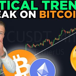 DO WE NEED TO WORRY ABOUT BITCOIN RIGHT NOW??!? BITCOIN, ETHEREUM, CARDANO & XRP ANALYSIS