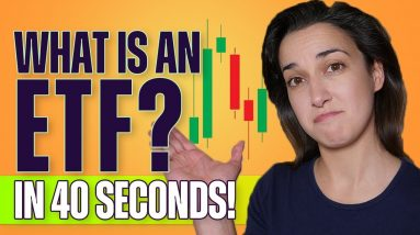 What is an ETF? (In 40 Seconds!) - Beginners' Guide on ETFs #shorts