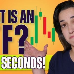 What is an ETF? (In 40 Seconds!) - Beginners' Guide #shorts