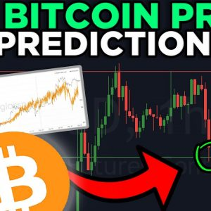 WHAT'S GOING ON WITH BITCOIN RIGHT NOW? MY BITCOIN PRICE PREDICTION!!